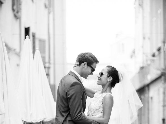 Le mariage de Chrystelle et Nicolas à Saint-Tropez, Var 81