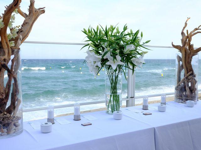 Le mariage de Chrystelle et Nicolas à Saint-Tropez, Var 93
