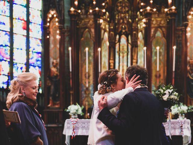 Le mariage de Samuel et Sixtine à Saint-Ouen-la-Rouërie, Ille et Vilaine 9
