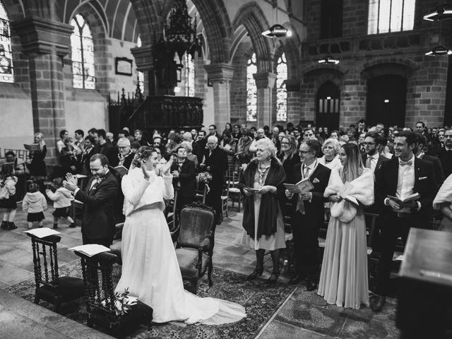 Le mariage de Samuel et Sixtine à Saint-Ouen-la-Rouërie, Ille et Vilaine 12