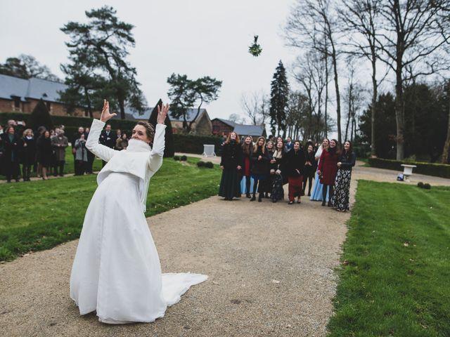 Le mariage de Samuel et Sixtine à Saint-Ouen-la-Rouërie, Ille et Vilaine 14