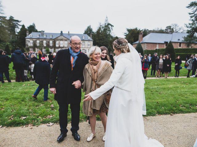 Le mariage de Samuel et Sixtine à Saint-Ouen-la-Rouërie, Ille et Vilaine 16