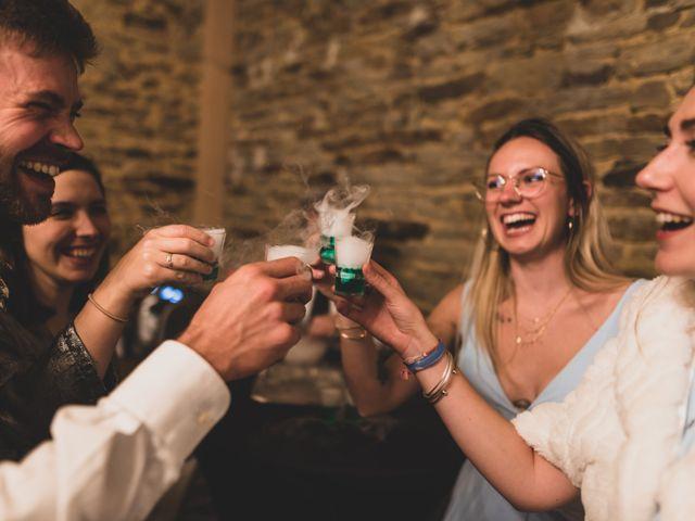 Le mariage de Samuel et Sixtine à Saint-Ouen-la-Rouërie, Ille et Vilaine 1