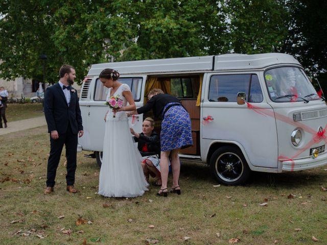 Le mariage de Maxime et Marine à La Chapelle-sur-Erdre, Loire Atlantique 17