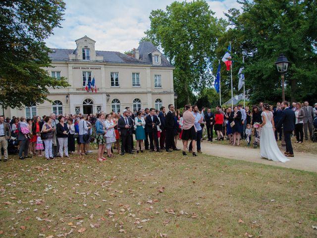 Le mariage de Maxime et Marine à La Chapelle-sur-Erdre, Loire Atlantique 18