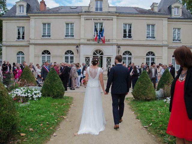 Le mariage de Maxime et Marine à La Chapelle-sur-Erdre, Loire Atlantique 19