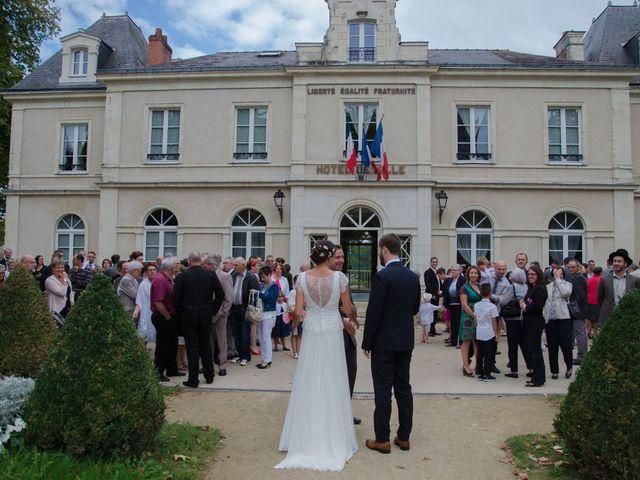 Le mariage de Maxime et Marine à La Chapelle-sur-Erdre, Loire Atlantique 20