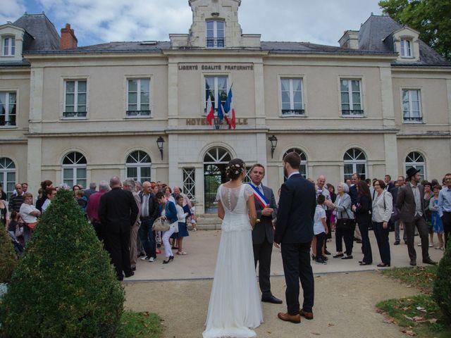 Le mariage de Maxime et Marine à La Chapelle-sur-Erdre, Loire Atlantique 21