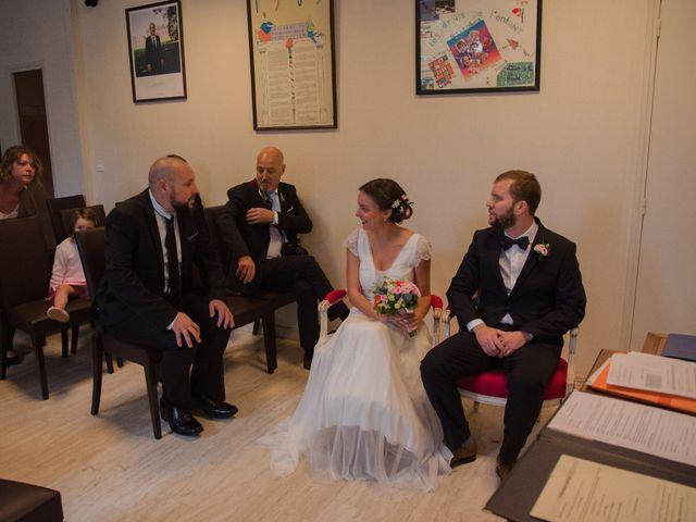 Le mariage de Maxime et Marine à La Chapelle-sur-Erdre, Loire Atlantique 22