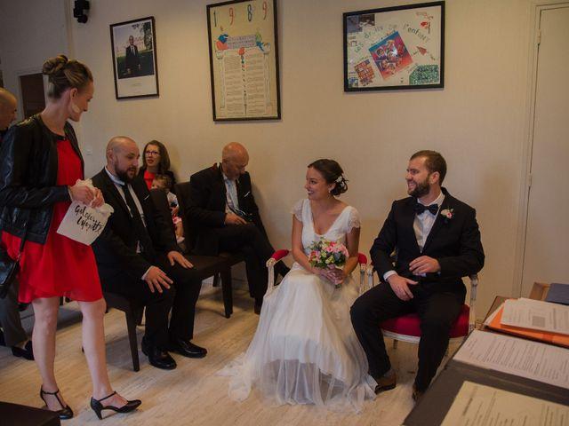 Le mariage de Maxime et Marine à La Chapelle-sur-Erdre, Loire Atlantique 23