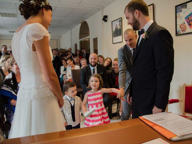 Le mariage de Maxime et Marine à La Chapelle-sur-Erdre, Loire Atlantique 34