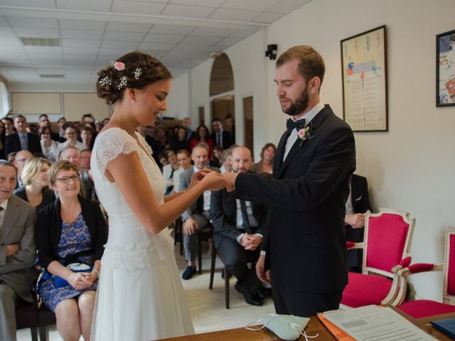 Le mariage de Maxime et Marine à La Chapelle-sur-Erdre, Loire Atlantique 40
