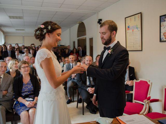 Le mariage de Maxime et Marine à La Chapelle-sur-Erdre, Loire Atlantique 41