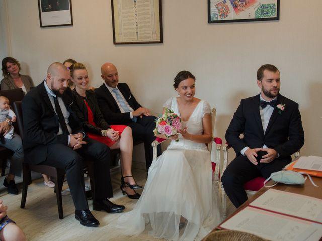 Le mariage de Maxime et Marine à La Chapelle-sur-Erdre, Loire Atlantique 44