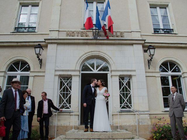 Le mariage de Maxime et Marine à La Chapelle-sur-Erdre, Loire Atlantique 47