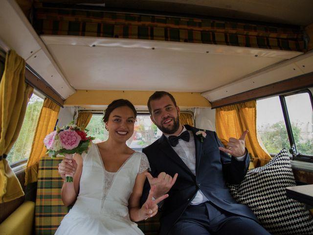 Le mariage de Marine et Maxime