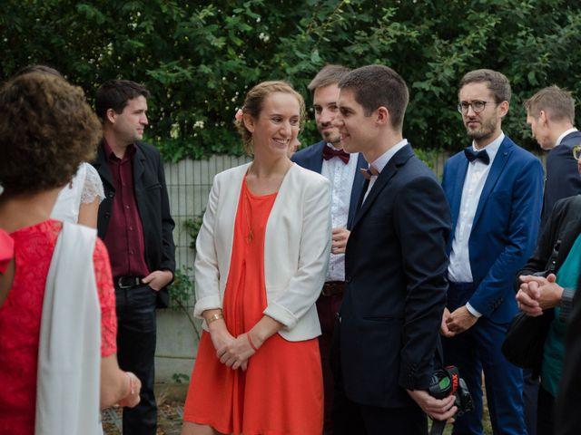 Le mariage de Maxime et Marine à La Chapelle-sur-Erdre, Loire Atlantique 56