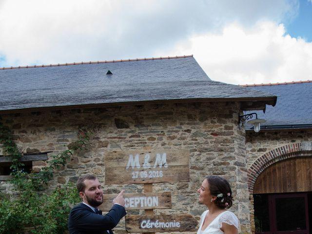 Le mariage de Maxime et Marine à La Chapelle-sur-Erdre, Loire Atlantique 85