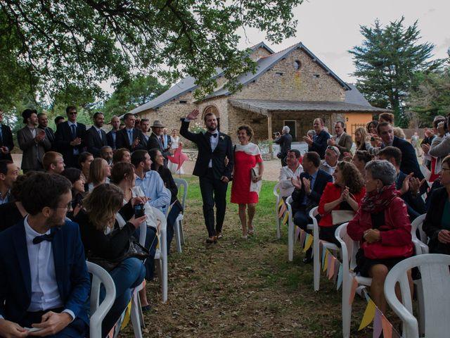 Le mariage de Maxime et Marine à La Chapelle-sur-Erdre, Loire Atlantique 91