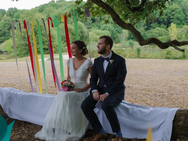 Le mariage de Maxime et Marine à La Chapelle-sur-Erdre, Loire Atlantique 96