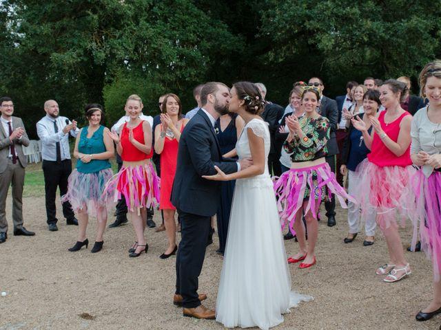 Le mariage de Maxime et Marine à La Chapelle-sur-Erdre, Loire Atlantique 142