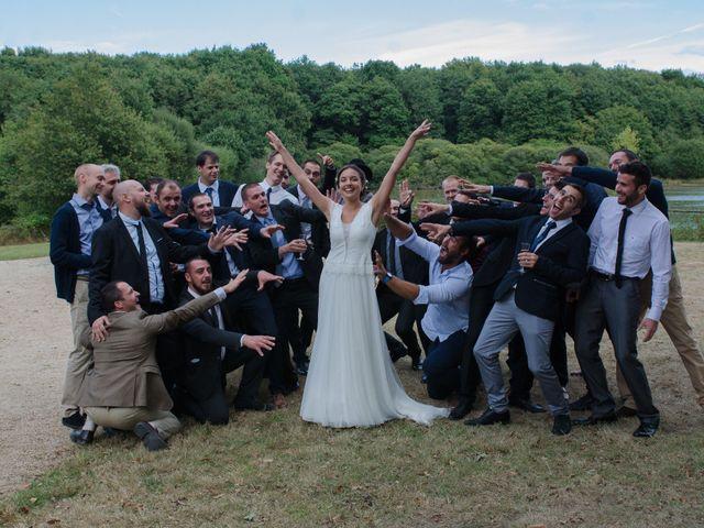 Le mariage de Maxime et Marine à La Chapelle-sur-Erdre, Loire Atlantique 144