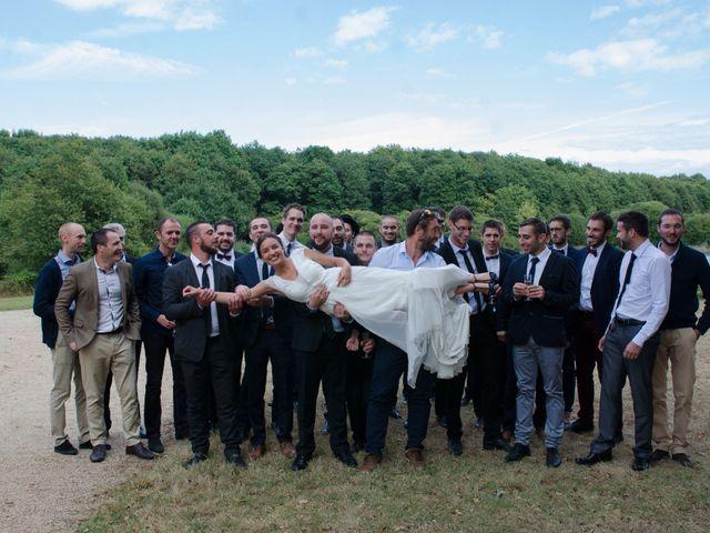 Le mariage de Maxime et Marine à La Chapelle-sur-Erdre, Loire Atlantique 145
