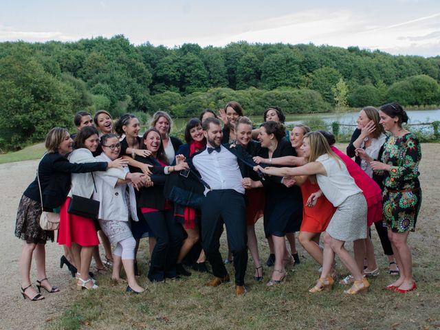 Le mariage de Maxime et Marine à La Chapelle-sur-Erdre, Loire Atlantique 149