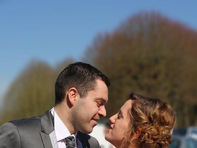 Le mariage de Gabriel et Jennifer à L'Aigle, Orne 1