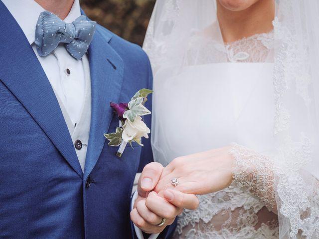 Le mariage de Arpad et Aurore à Biras, Dordogne 6