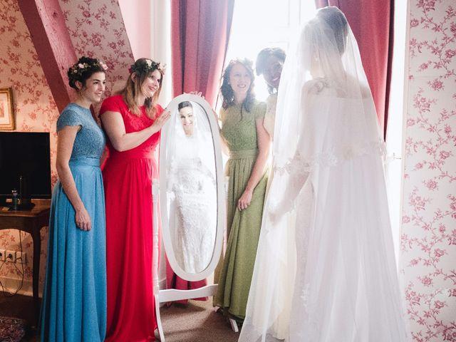 Le mariage de Arpad et Aurore à Biras, Dordogne 11