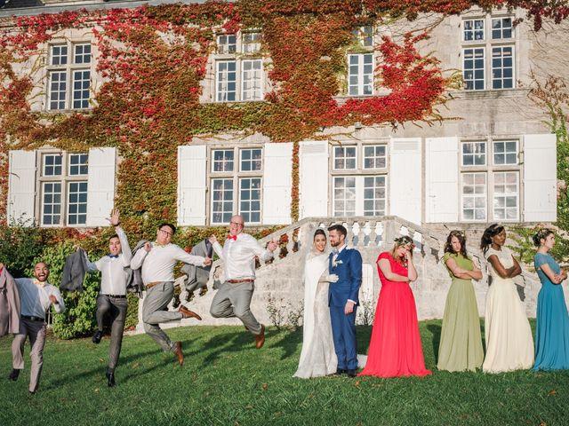 Le mariage de Arpad et Aurore à Biras, Dordogne 2