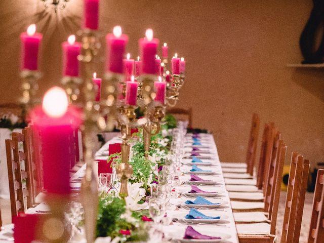 Le mariage de Arpad et Aurore à Biras, Dordogne 18