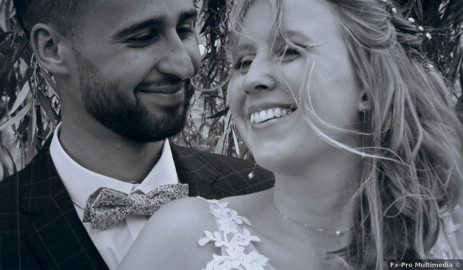 Le mariage de Claire et Medhi à Alençon, Orne
