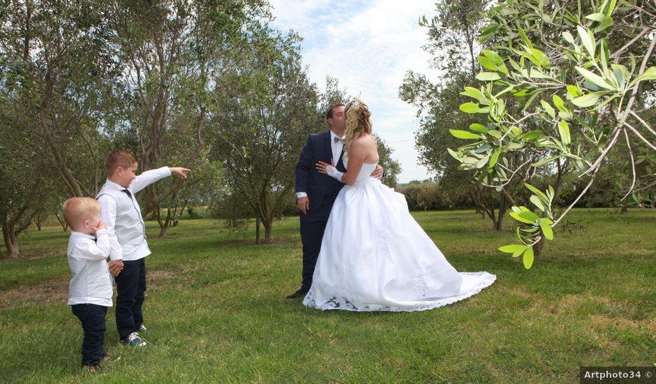 Le mariage de Valentin et Aurélie à Paradou, Bouches-du-Rhône