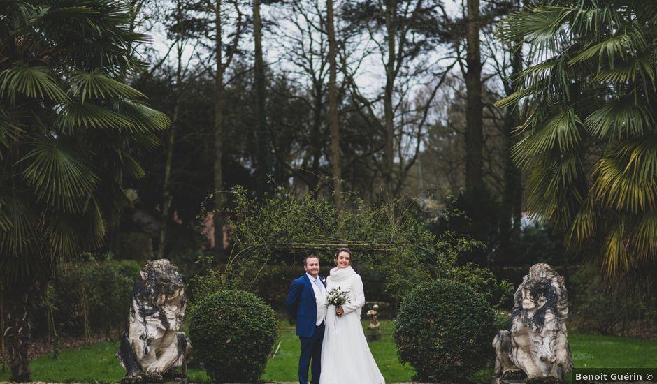 Le mariage de Samuel et Sixtine à Saint-Ouen-la-Rouërie, Ille et Vilaine