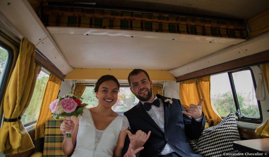 Le mariage de Maxime et Marine à La Chapelle-sur-Erdre, Loire Atlantique