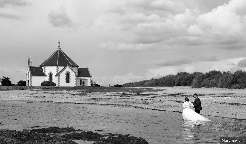 Le mariage de Gabriel et Jennifer à L'Aigle, Orne