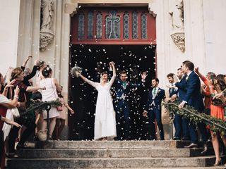 Le mariage de Fanny et Augustin