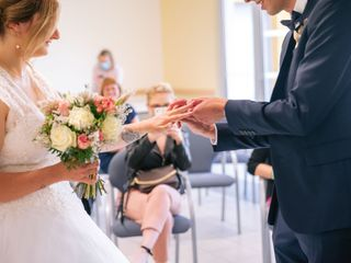 Le mariage de Marion et Hugues 1