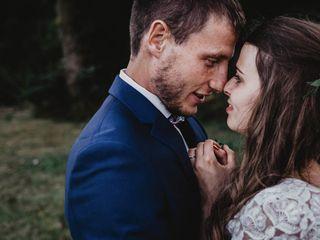 Le mariage de Camille et Yohann
