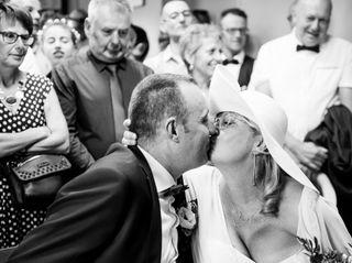 Le mariage de Corinne et Hervé