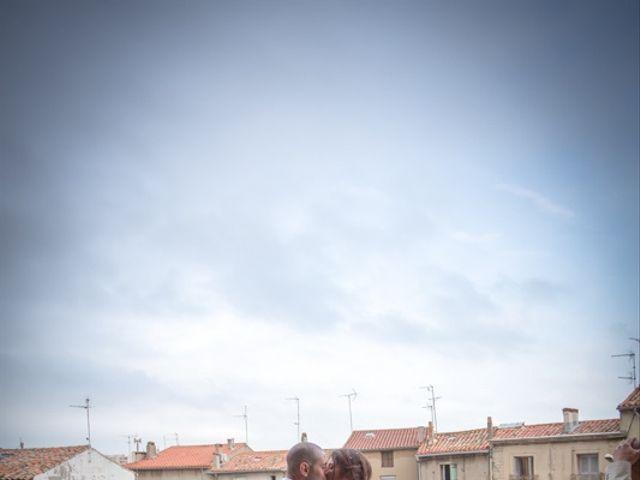 Le mariage de Nicolas et Gaëlle à Sète, Hérault 66