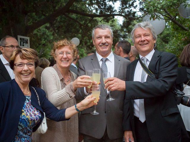 Le mariage de Nicolas et Gaëlle à Sète, Hérault 80