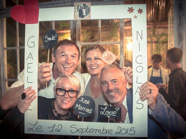 Le mariage de Nicolas et Gaëlle à Sète, Hérault 91