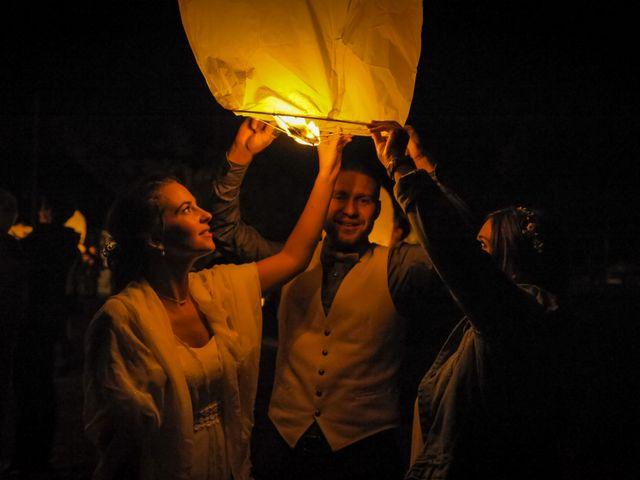 Le mariage de Rémi et Mélanie à Fareins, Ain 22