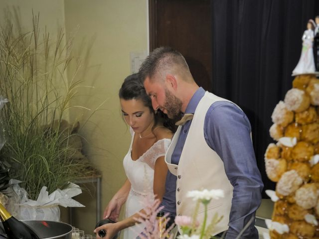 Le mariage de Rémi et Mélanie à Fareins, Ain 27