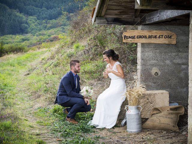 Le mariage de Rémi et Mélanie à Fareins, Ain 36