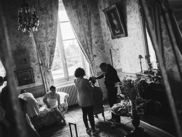 Le mariage de Augustin et Fanny à Craon, Mayenne 4