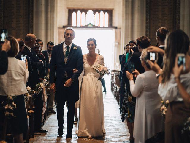 Le mariage de Augustin et Fanny à Craon, Mayenne 30
